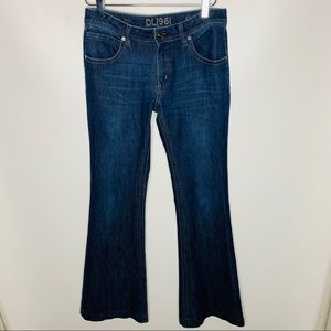 DL1961 The Joy High Rise flare stretch Jean EUC